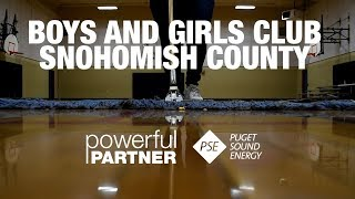 Powerful Parnter - Boys and Girls Club Snohomish County